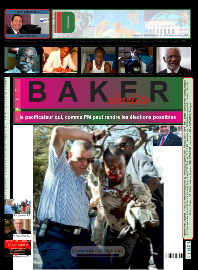 ID No. spécial charlito Baker